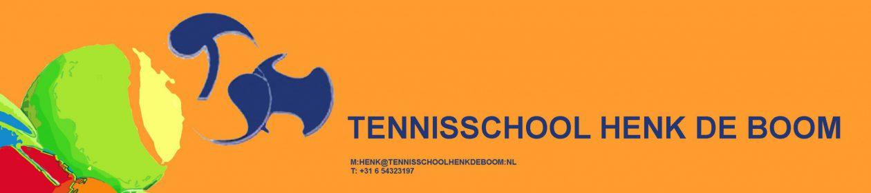 Tennisschool Henk de Boom